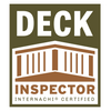 Inspection of Deck.  Wood decay is common in the Pacific Northwest. Schedule with Inspector