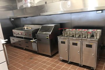 food service equipment installations