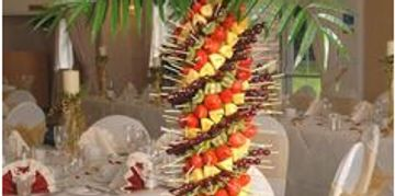 Fruit Trees for Chocolate Fountains