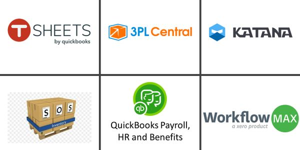 Add on apps for QuickBooks Online. TSheets, timekeeping and billing   Mountain 42, Jacksonville Fl.