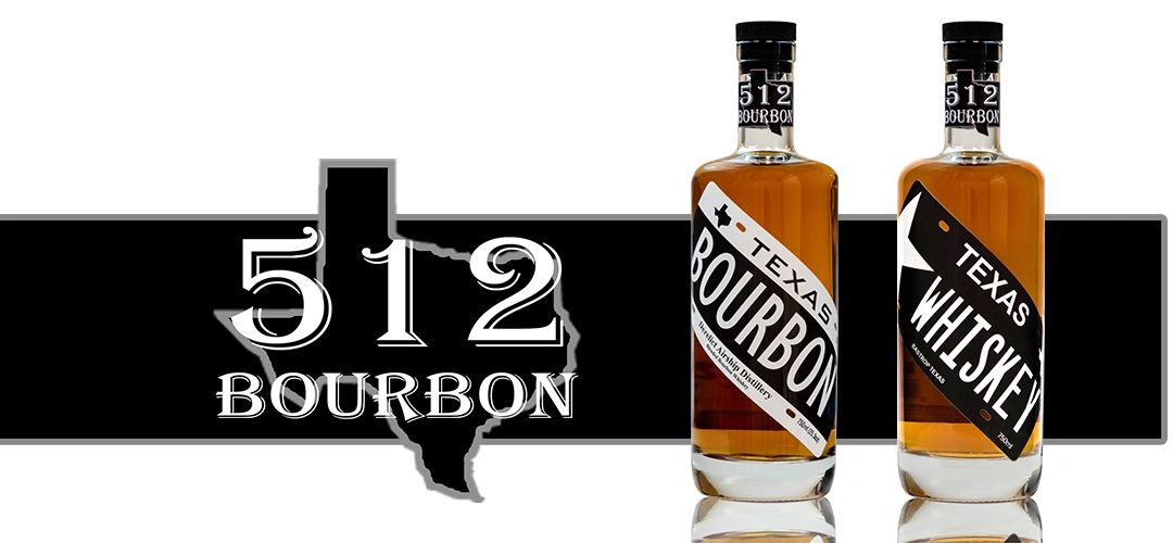 512-BOURBON 2019 bottle shots and Lone Star Black Label