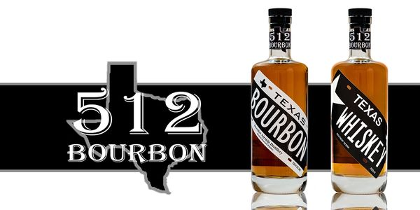 512-BOURBON 2019 Bottle shotsand Texas Whiskey Lone Star Black Label