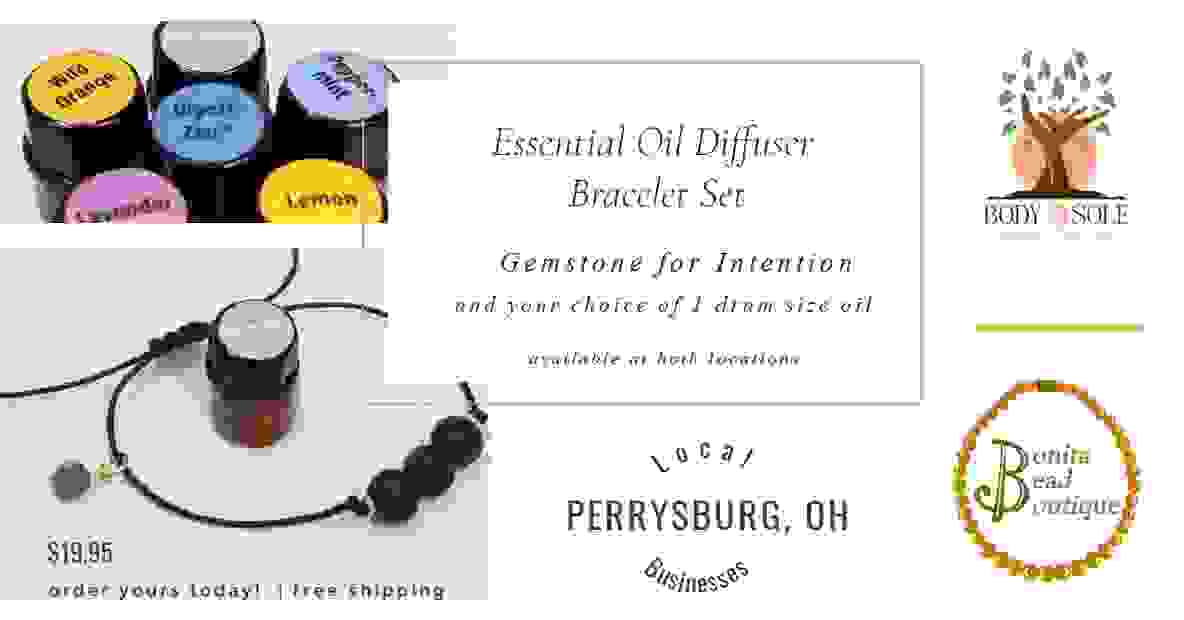 Essential Oil Jewelry, Lava Jewelry,