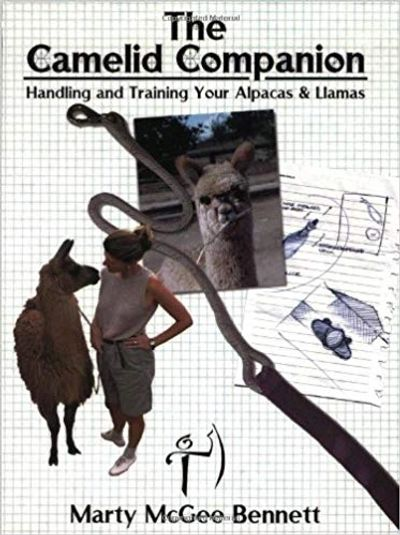 Cover of Camelid Companion book by Marty McGee Bennet