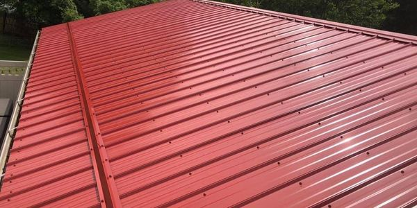 central states manufacturing metal roof. we are your local metal roofing contractor