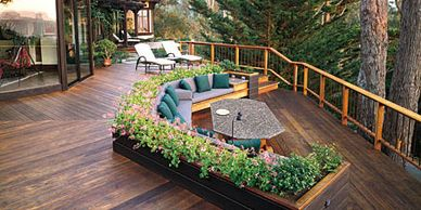 Patio Landscaping Sioux Falls