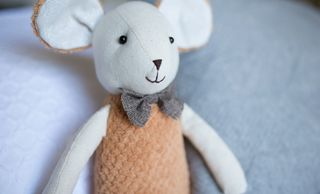 Walter the Mouse plush toy