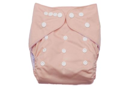 Peachy Keen Reusable modern cloth nappy