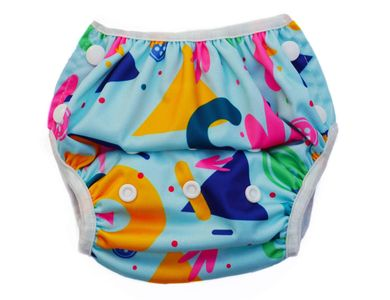 Evia Signature Swim Nappy