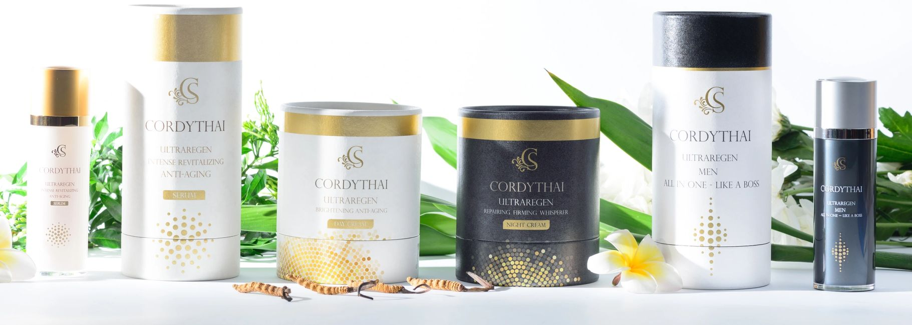 CORDYTHAI BEST ANTI AGING SKINCARE PRODUCTS