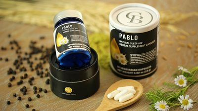 PABLO Natural Sleep Aid helps improve migraine