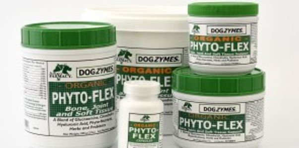 www.naturesfarmcy.com Our Greyhound, Ethyl takes Phyto Flex and cut her Rimadyl by about 75%!