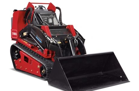 mini loader newcastle lake Macquarie thornton Belmont kanga dingo hire 4 in 1 bucket auger trencher