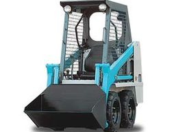 positrack skid steer bobcat hire newcastle lake Macquarie thornton Belmont 4 in 1 bucket