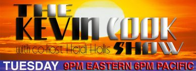 The Kevin Cook Show LOGO