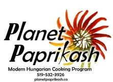 Planet Paprikash Modern Hungarian Cooking Program