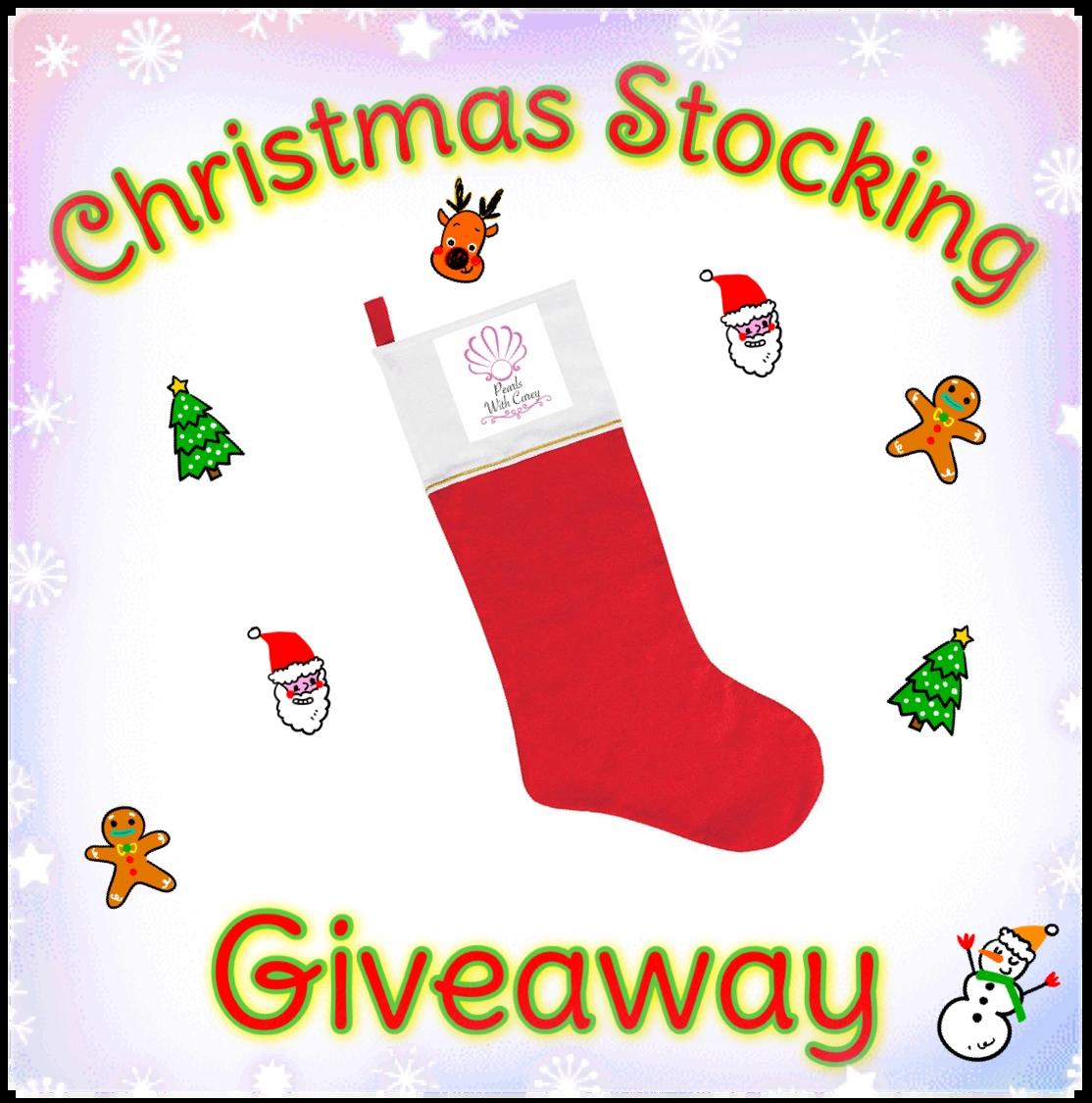 Christmas Giveaway 2020 2020 Christmas Stocking Giveaway