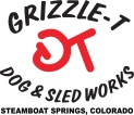 Steamboat Dog Sledding, Grizzle-T Dog & Sled Works