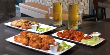 Happy Hour Specials Wings