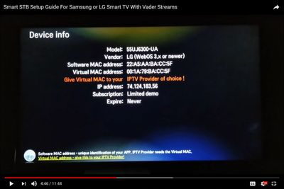 Smart TV w Smart STB App | JetStream Live TV