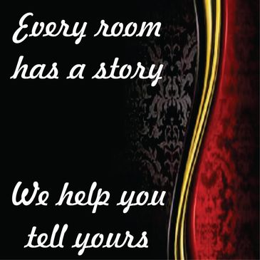 Every room has a story to tell. We help tell yours with our wallpaper installation services
