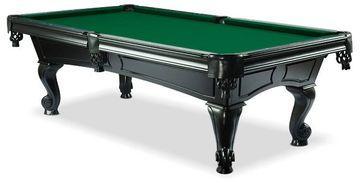 Pool Tables Kingston Billiards And Games - Black modern pool table