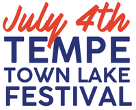 July 4th Tempe Town Lake Festival