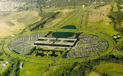 Bell Labs, Bell Works - Holmdel, NJ
