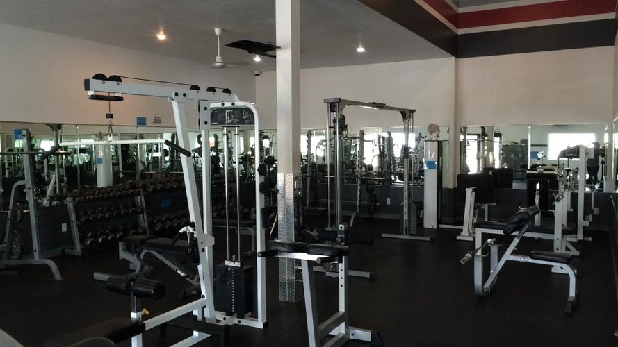 24 Hour Total Fitness