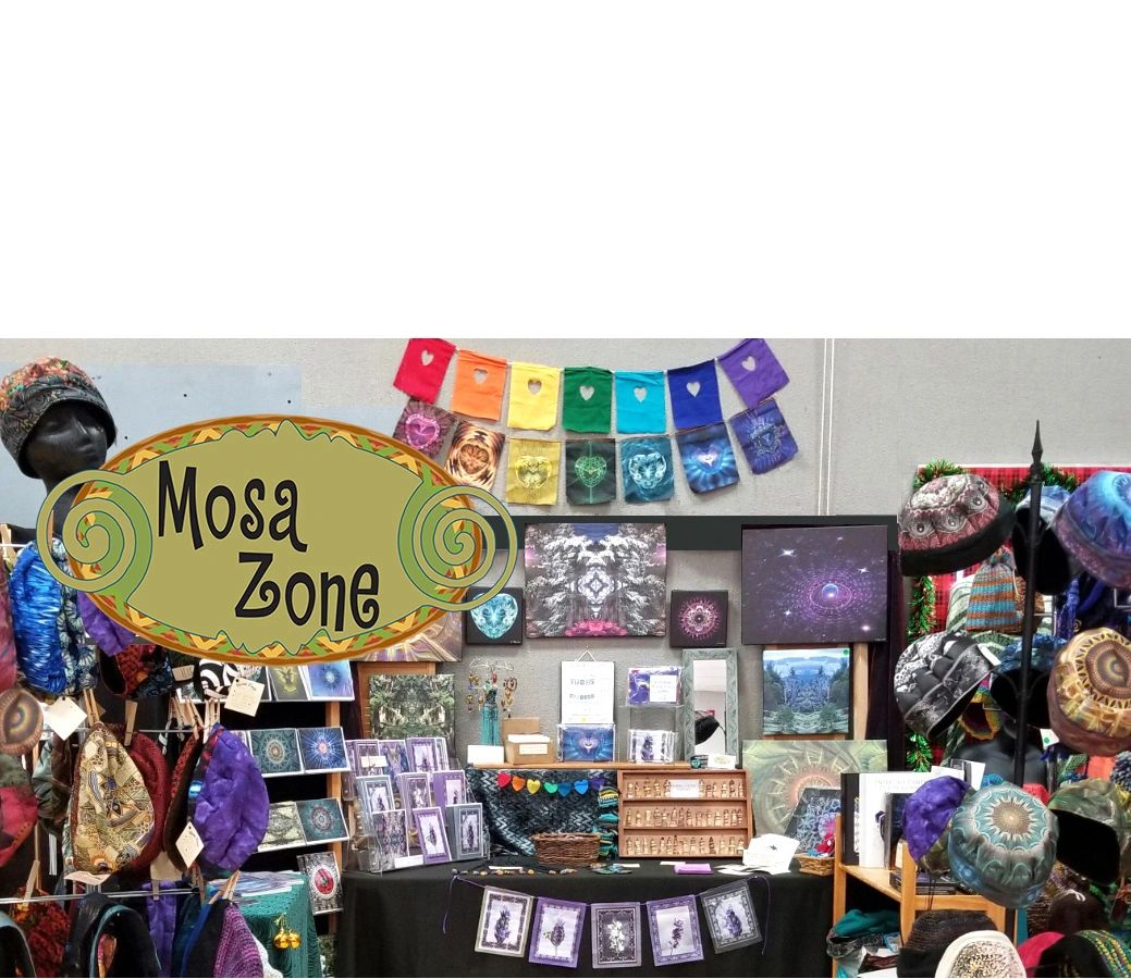 Mosa's Holiday Craft Booth 2019
