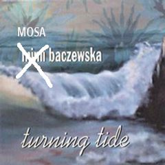 Mimi (MOSA) Baczewska Turning Tide album cover