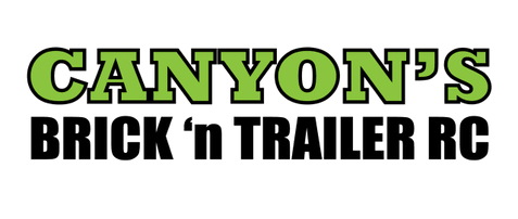 Canyon Brick n' Trailer R/C
