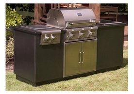 Model I Series EZ Outdoor Kitchen I50LK2215