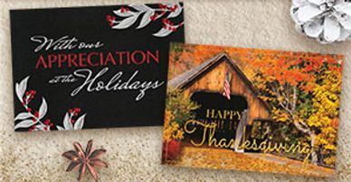 Send Joy.  Build Relationships We have a large selection of Holiday & All Occasion Cards.
