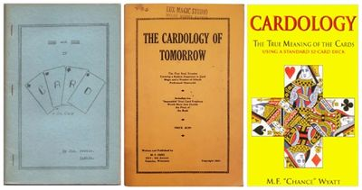 Cardology - rare books
