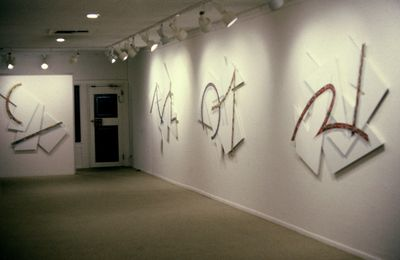 Jack Reilly Exhibition at Marylin Butler Gallery, Scottsdale, AZ.