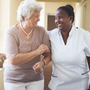 Elderly Home Care - Touch of Love Sitter Service | Touch of Love