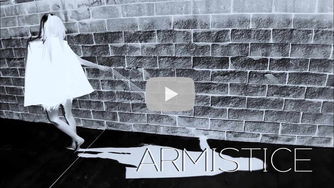 Armistice surreal realism black and white experimental film.
