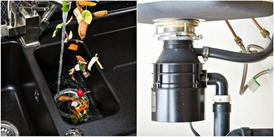 Garbage disposal repair in Springfield, MO by Service Brothers.