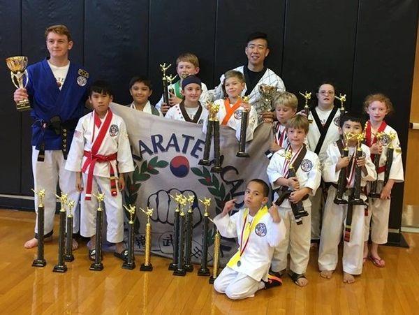 Min S Karate Academy
