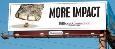 Billboard advertising Las Vegas