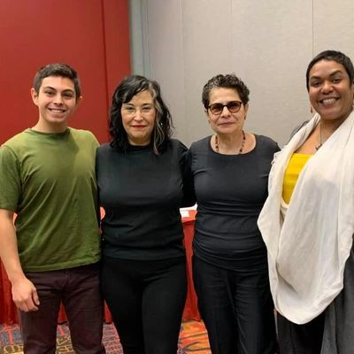 """Their Dogs Came with Them"" by Helena Maria Viramontes, stage adaptation by Virginia Grise at AWP."