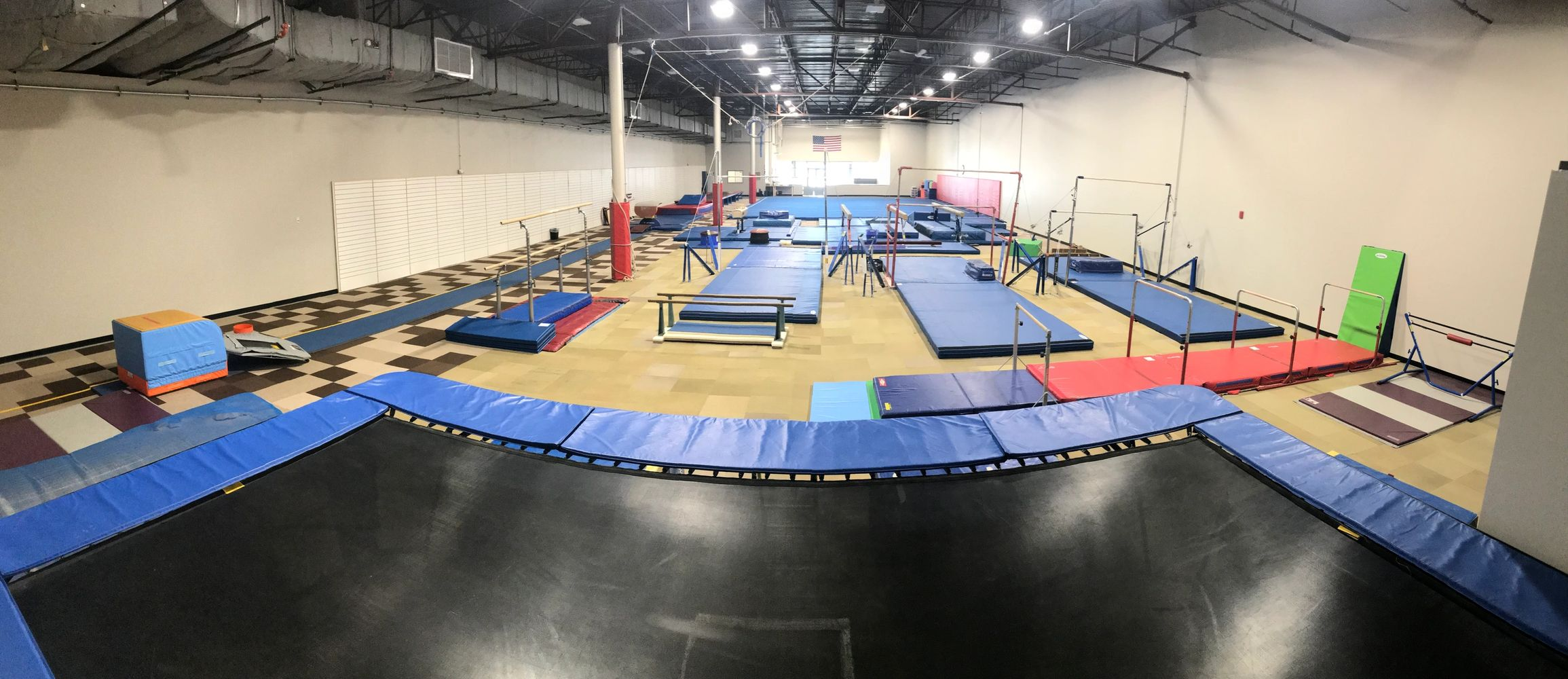 Southern New Hampshire Gymnastics Academy