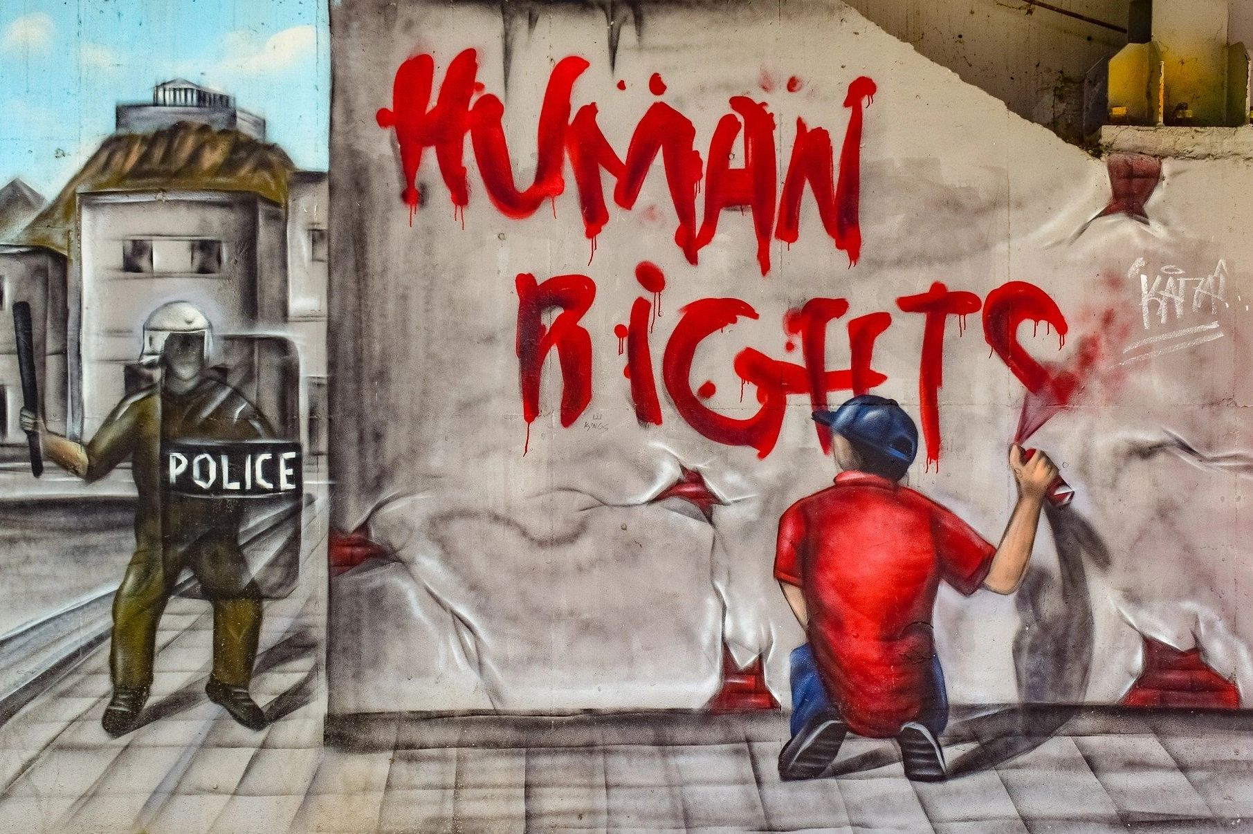 Bring Tha Bass Productions is making a stand with the people in their latest Human Rights campaign!