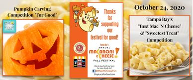 Tampa Bay's Annual Macaroni N Cheese Fall Festival