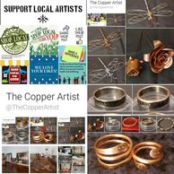 The Copper Artist