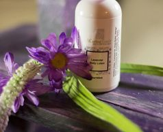 A CARING TOUCH LAVENDER LOTION