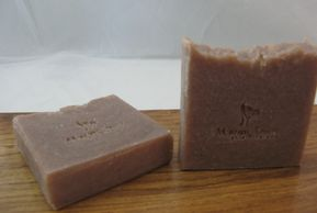 A CARING TOUCH SKIN THERAPY Pinebark Soap