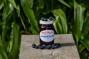 AUNT NECI'S BLUEBERRY BUTTER