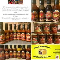 DJS HOMEMADE SALSAS & SAUCES